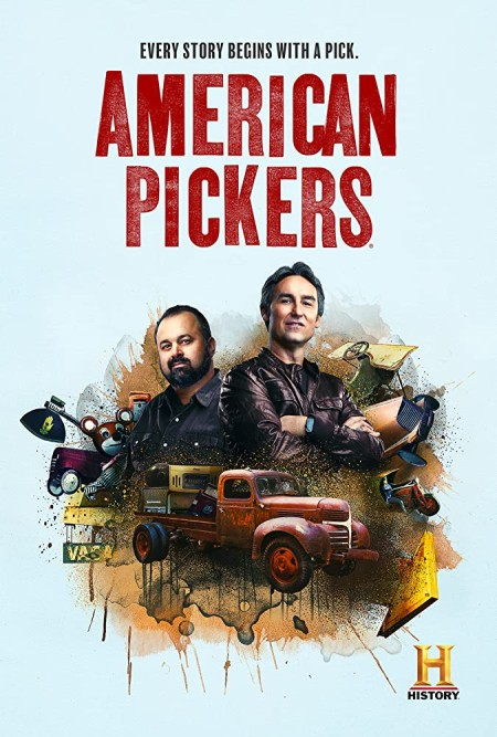American Pickers S21E16 REAL 480p x264-mSD