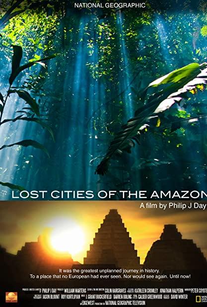 Lost Cities of the Amazon S01E03 Amazon Apocalypse WEBRip x264-LiGATE