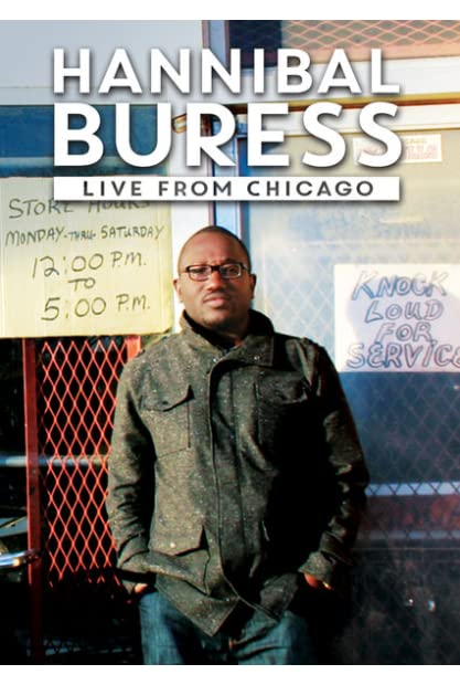 Hannibal Buress Live From Chicago (2014) (1080p AMZN Webrip x265 10bit EAC3 2 0 - ArcX)TAoE mkv