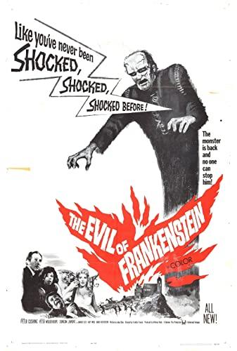 The Evil Of Frankenstein 1964 BRRip XviD MP3-XVID