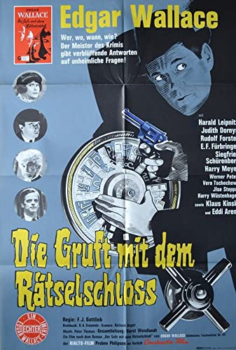 The Curse Of The Hidden Vault 1964 GERMAN 1080p BluRay x265-VXT