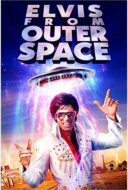 Elvis From Outer Space 2020 1080p WEB-DL H264 AC3-EVO
