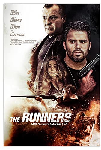 The Runners 2020 720p WEBRip X264 AAC 2 0-EVO