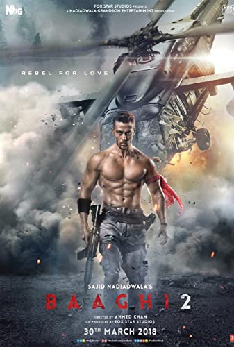 Baaghi 2 (2018) [1080p] [BluRay] [YTS MX]