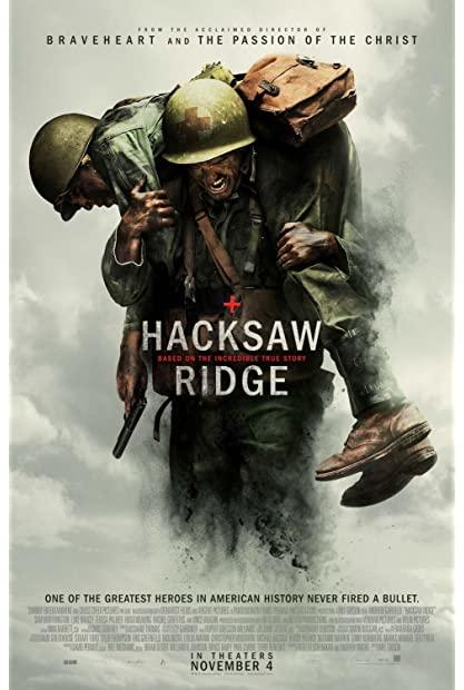 Hacksaw Ridge (2016) 720p BRRip Hindi-Dub Dual-Audio x264