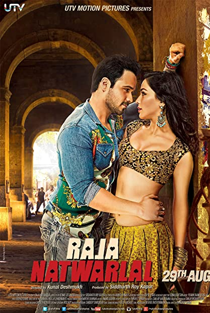 Raja Natwarlal (2014) Hindi 720p NF WEB-DL 1 2 GB DD- 5 1 ESub x264 - Shado ...