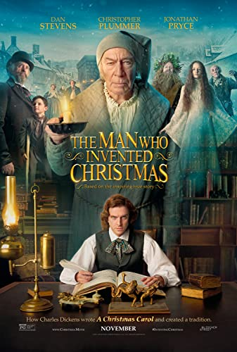 The Man Who Invented Christmas (2017) [720p] [BluRay] [YTS MX]