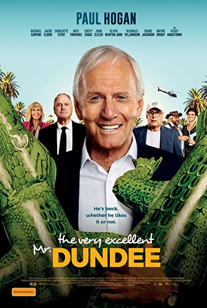 The Very Excellent Mr Dundee 2020 HDRip XviD AC3-EVO