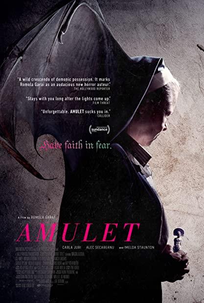 Amulet 2020 1080p WEBRip 1400MB DD5 1 x264-GalaxyRG