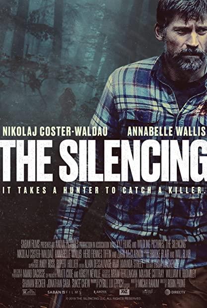 The Silencing 2020 720p WEBRip 800MB x264-GalaxyRG