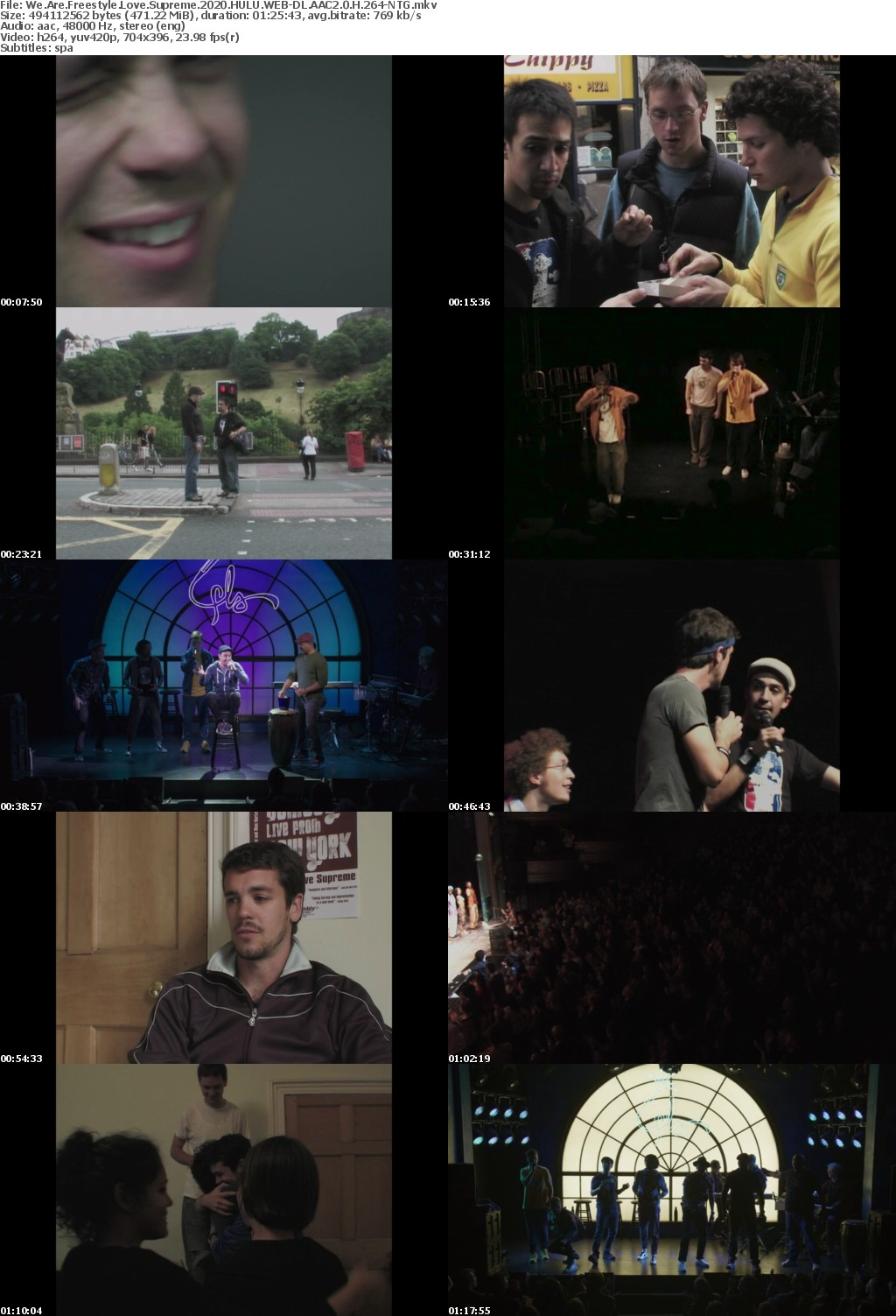 We Are Freestyle Love Supreme 2020 HULU WEB-DL AAC2 0 H 264-NTG