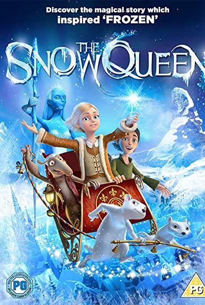 The Snow Queen 2012 (Animation) 720p WEBRip X264 Solar