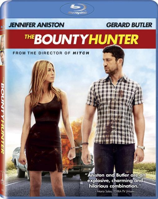 The Bounty Hunter (2010) 720p BrRip x264-YIFY