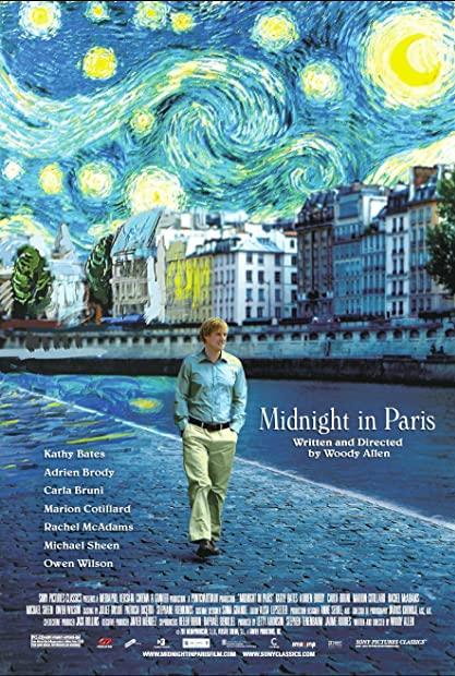 Midnight in Paris (2011) (1080p BDRip x265 10bit EAC3 3 0 - WEM)TAoE mkv