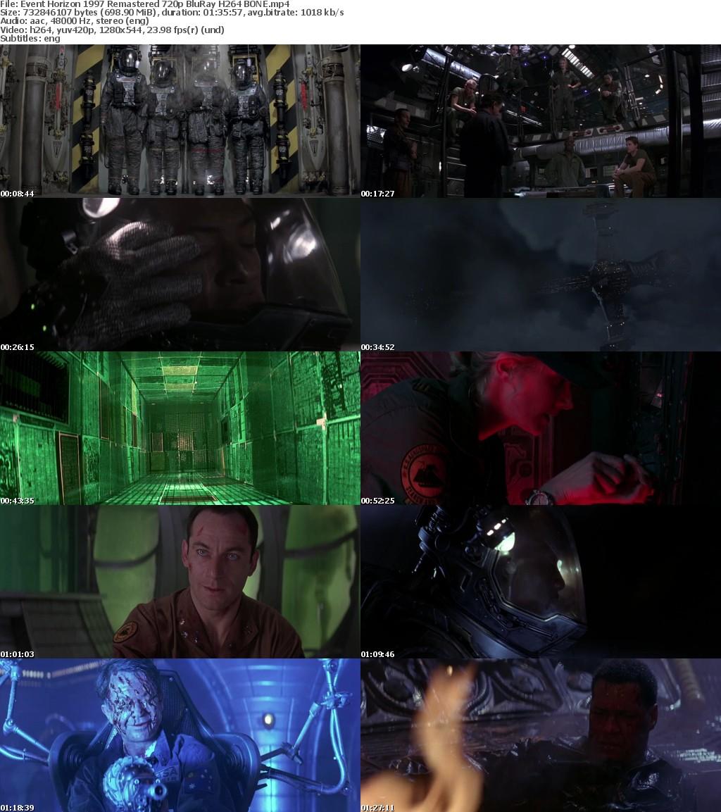 Event Horizon 1997 Remastered 720p BluRay H264 BONE
