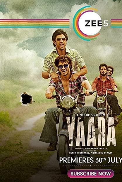 Yaara 2020 Hindi 720p WEBRip x264 AAC ESubs - LOKiHD - Telly