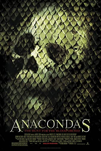 Anacondas The Hunt for the Blood Orchid 2004 1080p BluRay x265-RARBG