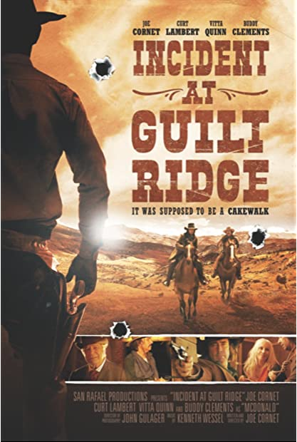 Incident at Guilt Ridge 2020 720p WEBRip 800MB x264-GalaxyRG