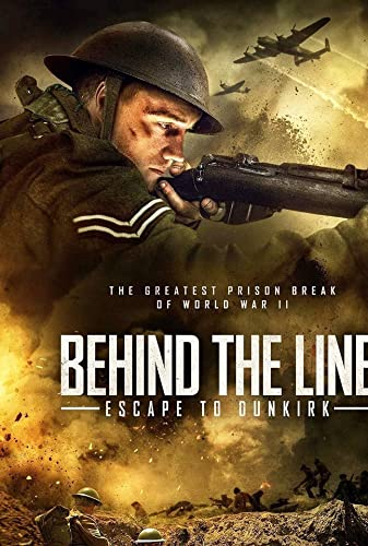 Behind The Line Escape To Dunkirk 2020 720p WEBRip X264 AAC 2 0-EVO