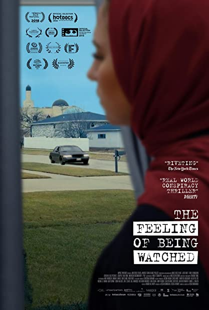 The Feeling Of Being Watched 2018 720p AMZN WEBRip 800MB x264-GalaxyRG