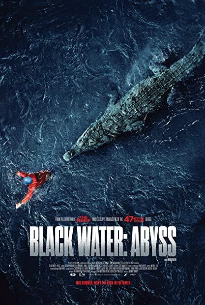Black Water Abyss 2020 720p WEBRip 800MB x264-GalaxyRG