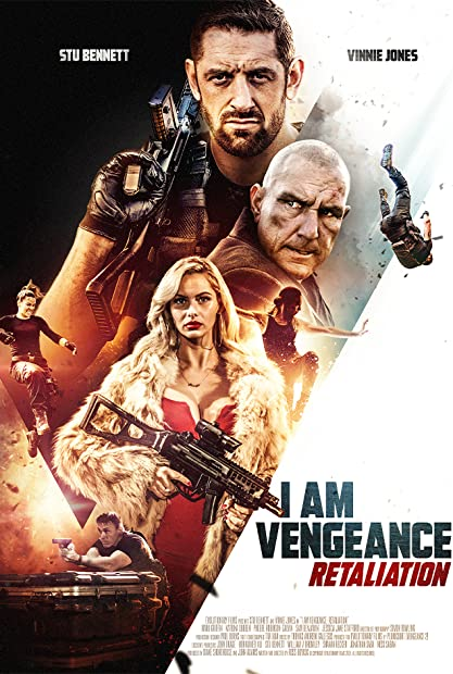 I Am Vengeance Retaliation 2020 720p BluRay 800MB x264-GalaxyRG