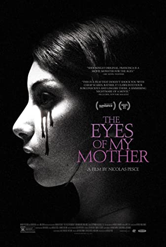The Eyes of My Mother (2016) [720p] [BluRay] [YTS MX]