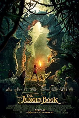 The Jungle Book (2016) [720p] [BluRay] [YTS MX]