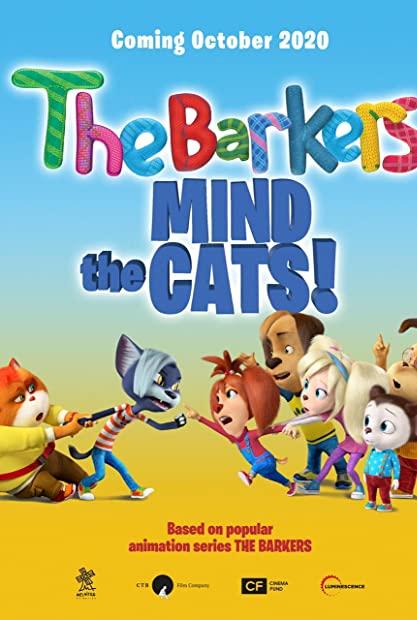 Barkers Mind the Cats 2021 720p WEBRip 800MB x264-GalaxyRG