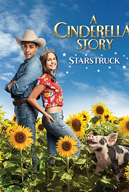 A Cinderella Story Starstruck 2021 1080p AMZN WEB-DL DDP5 1 H 264-EVO