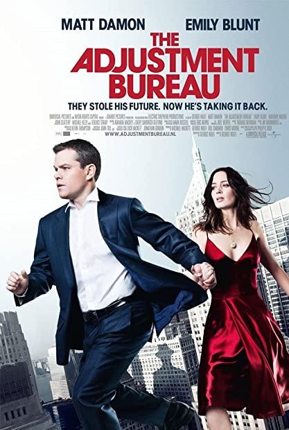 The Adjustment Bureau (2011) I Guardiani del Destino BluRay 1080p H264 Ita Eng AC3 5 1 Sub Ita Eng realDMDJ