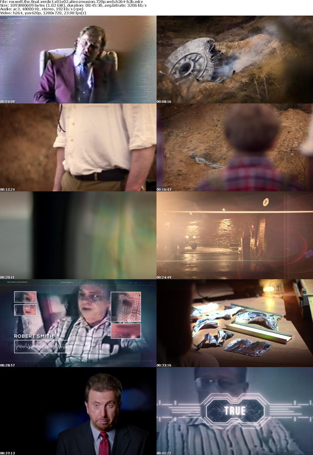 Roswell The Final Verdict S01E02 Alien Invasion 720p WEB h264-B2B