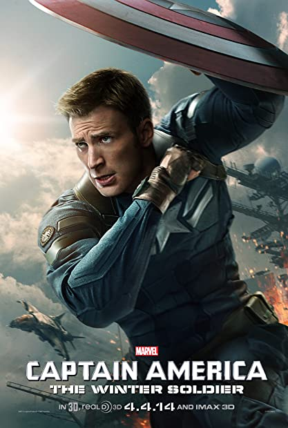 Captain America The Winter Soldier 2014 REMASTERED 720p BluRay 999MB HQ x265 10bit-GalaxyRG
