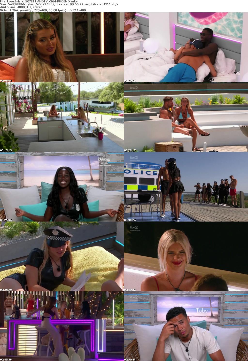 Love Island S07E11 AHDTV x264-PHOENiX