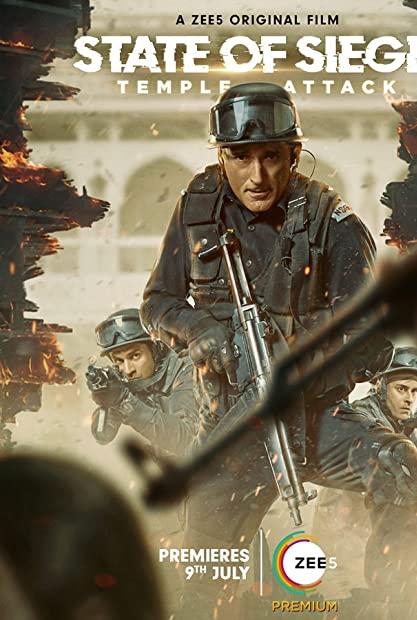State of Siege Temple Attack (2021) Hindi Movie 1080p HDRip MSub 1 9GB A1mo ...