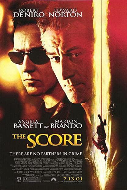 The Score 2001 720p BluRay 999MB HQ x265 10bit-GalaxyRG