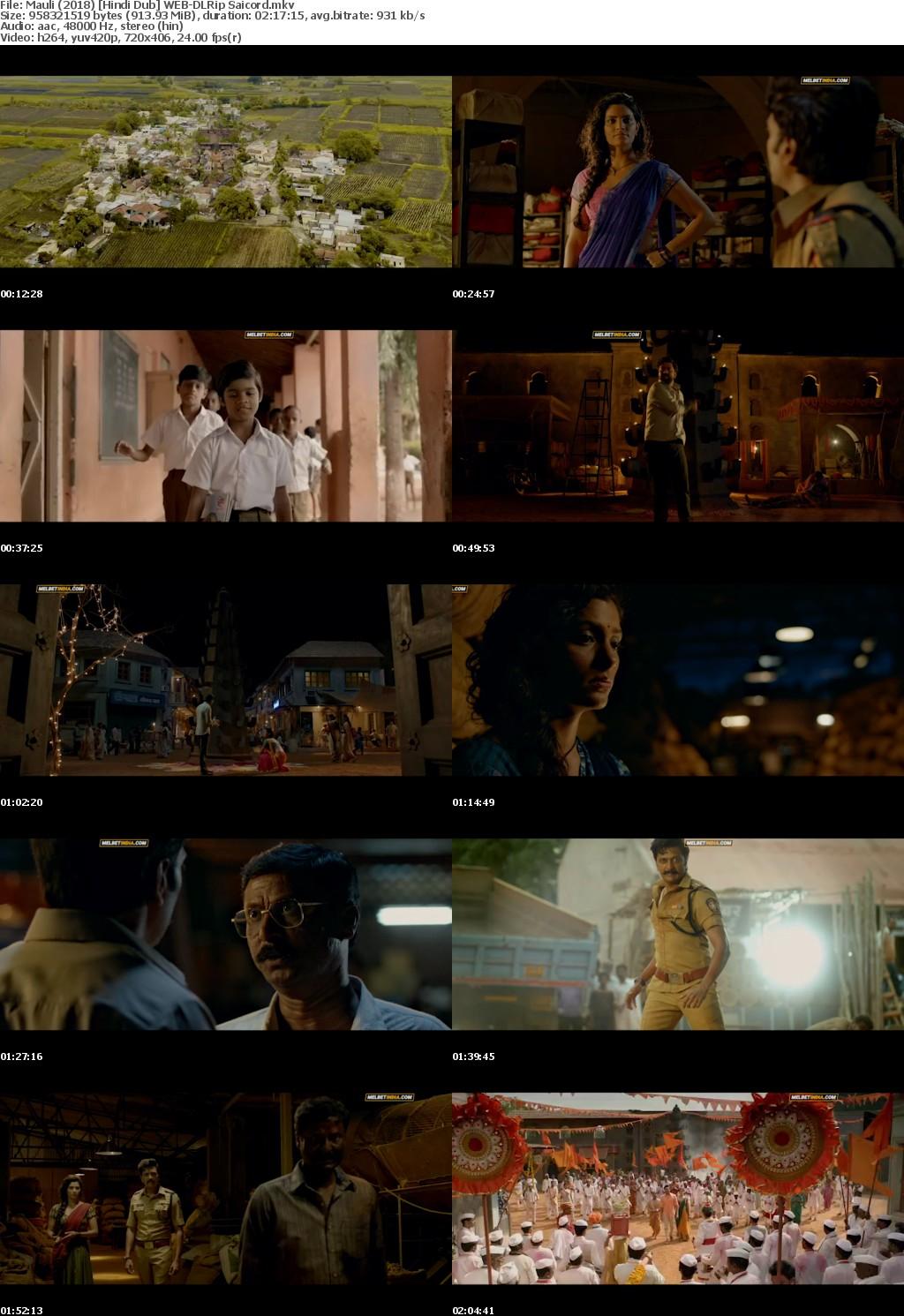 Mauli (2018) Hindi Dub WEB-DLRip Saicord
