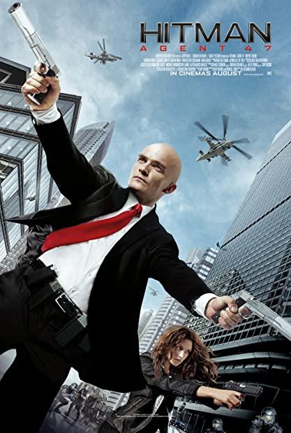 Hitman Agent 47 (2015) Hindi Dub BDRip Saicord