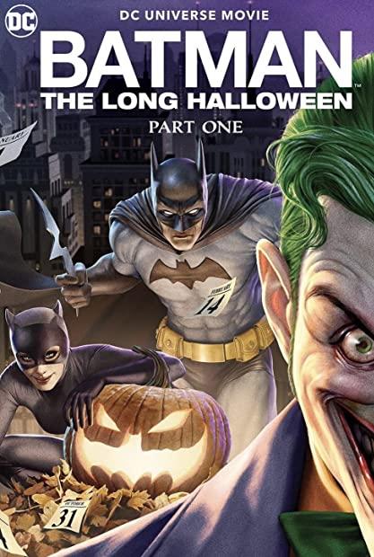 Batman The Long Halloween Part 2 2021 1080p WEBRip 1400MB DD5 1 x264-GalaxyRG