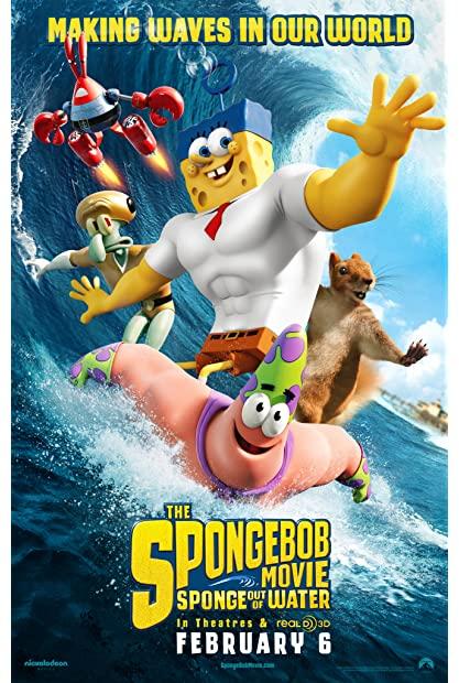 The Spongebob Movie Sponge Out Of TheWater 1080P WebDL x264 DDP5 1 MultiLang WildBrian