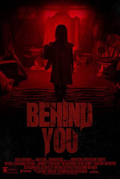 Behind You (2020) BRRip XviD AC3-EVO