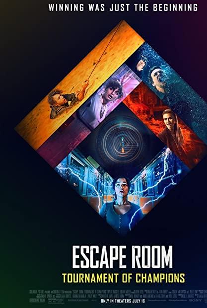 Escape Room: Tournament of Champions (2021) 1080p 10BITS HDR10 WEBRip x265 English DD5 1 ESUBS HEVC -MD M
