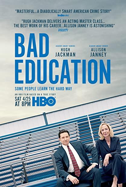 Bad Education (2019) (1080p BluRay x265 HEVC 10bit AAC 5 1 Vyndros)