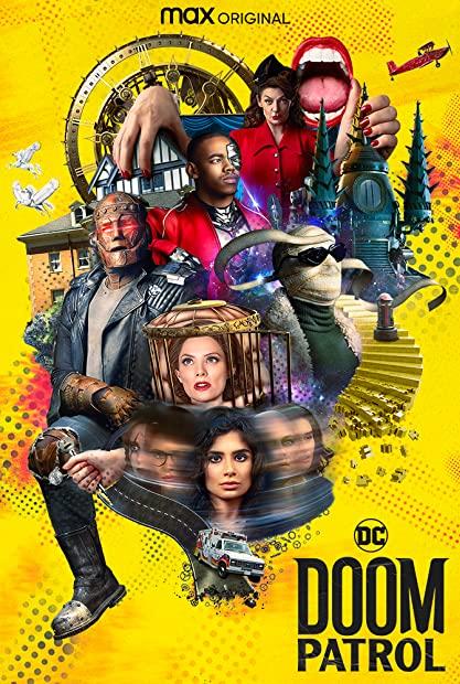 Doom Patrol S03E05 480p x264-ZMNT