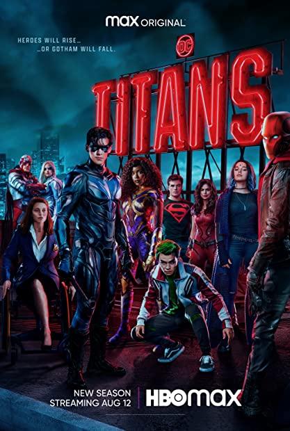 Titans 2018 S03E12 Prodigal 720p HMAX WEBRip DD5 1 x264-NTb