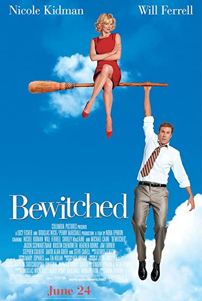 Bewitched (2005) 720p BluRay X264 MoviesFD