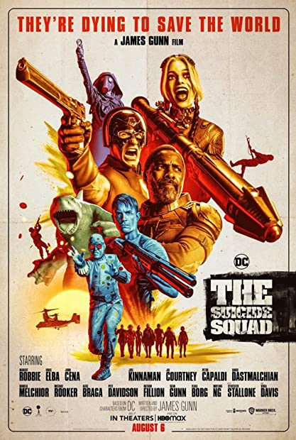 The Suicide Squad 2021 1080p BluRay x264 DTS - 5-1 KINGDOM-RG