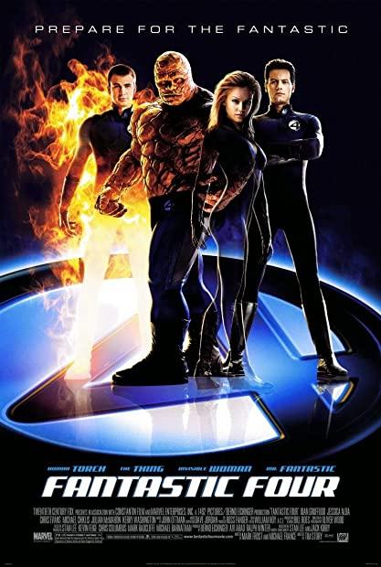 Fantastic Four (2005) 720p BluRay X264 MoviesFD